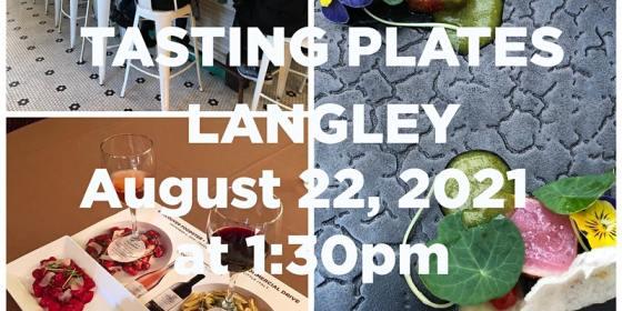 Tasting Plates Langley