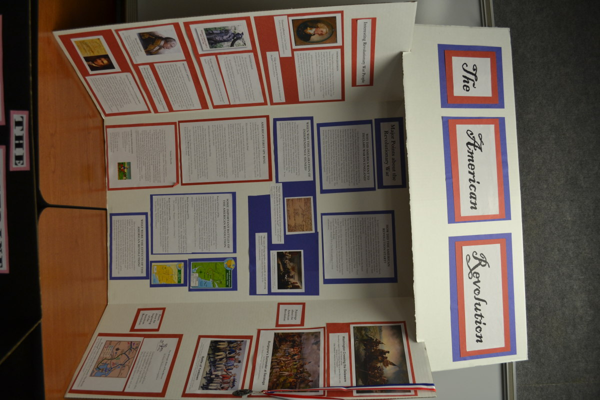 Middle School Students Across Fisd Relive History