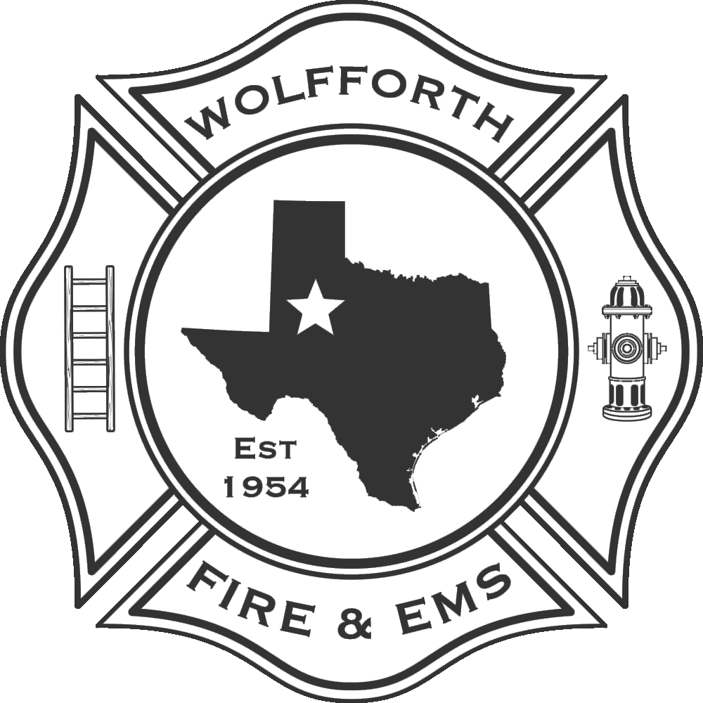 Wolfforth and Woodrow Fire Departments respond to