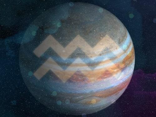 28 июля — возвращение Юпитера в созвездие Водолея : советы астрологов