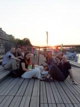 Picnic sur les berges de la Seine (7)