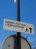 L'exposition Harry Potter (1)