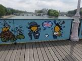 Love-locks bridge (40)