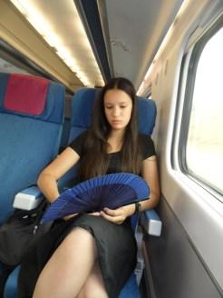 Dernière impression de Cordoue et voyage en train (58)