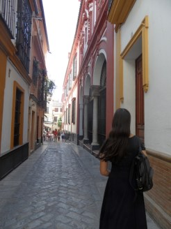 vers la Plaza de España (51)