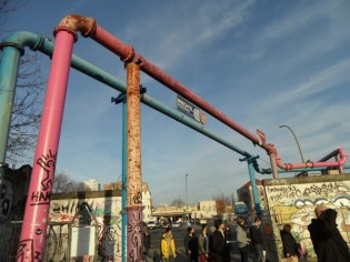 Berliner Mauer - East Side Gallery (119)