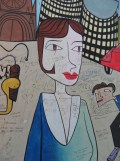 Berliner Mauer - East Side Gallery (92)