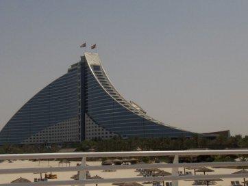 Jumeirah Beach Hotel Dubai 2007