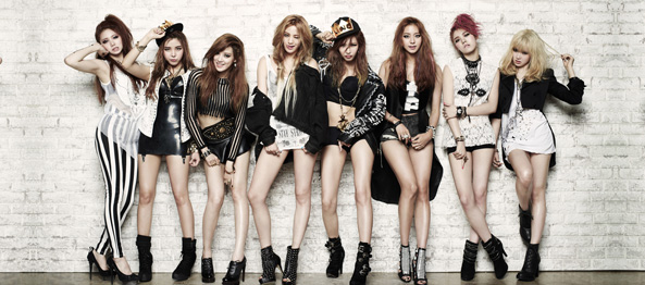 Top 10 Most Popular KPop Girl Groups in 2014