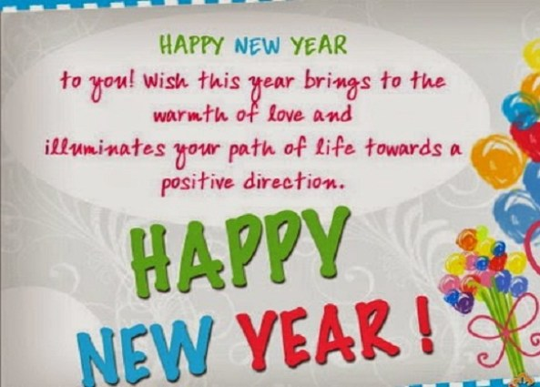Top Best New Year Wishes and Quotes in 2015