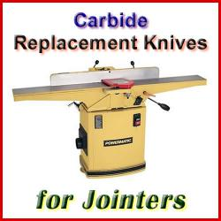 Powermatic Model 50 Jointer Knives