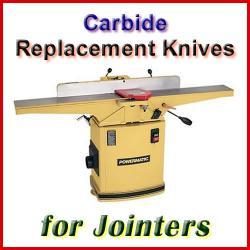 Powermatic Model 50 Jointer Knives