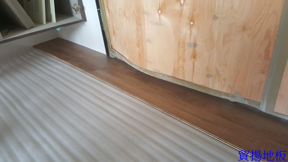貿揚地板 - 貿揚地板-直舖