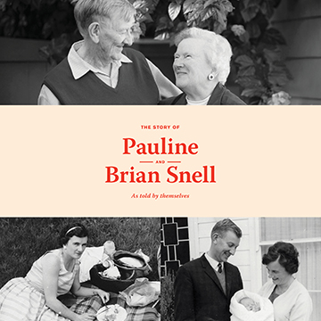 The story of Pauline and Brian
