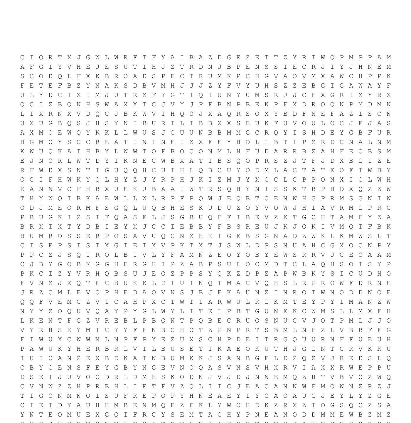 Sepsis Word Search