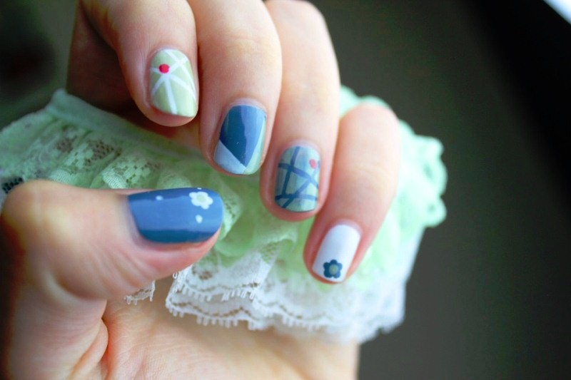 Nail Art Latest Trends In Manicure My Words Thoughts