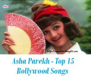 Asha Parekh hit songs