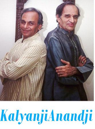 Kalyanji Anandji brothers