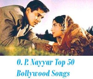 Top 50 romantic songs