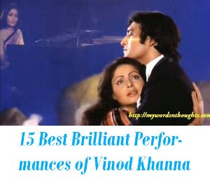 Vinod Khanna top films