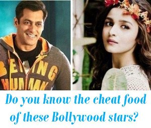 cheat food of bollywood stars