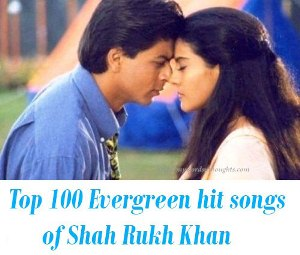 Top romantic songs of srk