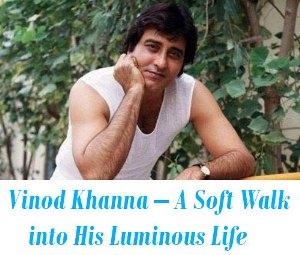Vinod Khanna bio