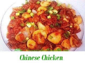 Chinese chicken