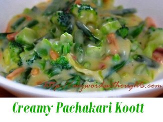 Creamy Vegetable Mix