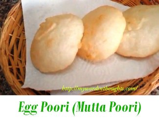 Egg Puri