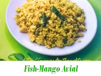 Fish Mango Avial
