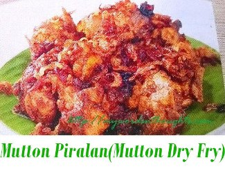 Mutton Piralan