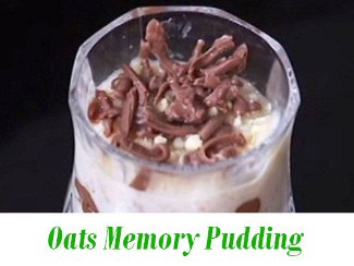 oats pudding