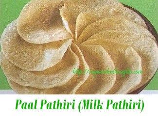 Paal Pathiri