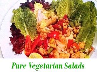 Pure Vegetarian Salads