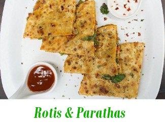 Chapati Rotis Parathas