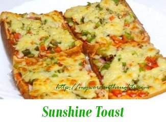 Sunshine Toast