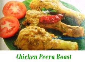 chicken Peera Roast