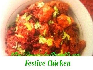 festival chicken