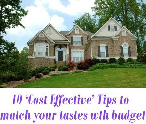 Cost Effective Tips