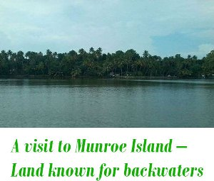 Munroe Island kollam
