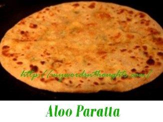Aloo Paratta