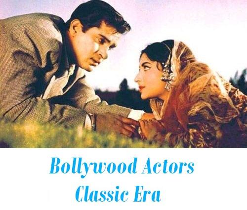 old hindi actors