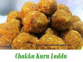 Chakka Kuru Laddu