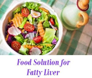 Food Solution for Fatty Liver
