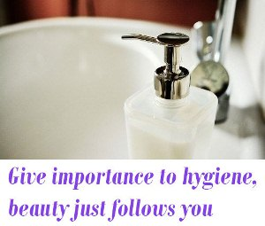 hygiene and beauty