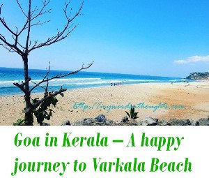 journey to Varkala Beach
