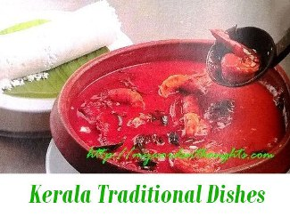 Kerala Dishes