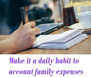 family expenses