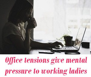 Office tensions ladies